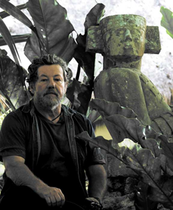 Author Lindsay McAuley - Decoding the Lost World of the Maya