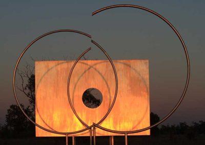 Solar Sky Harp - Lindsay McAuley